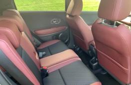 Honda HR-V Sport, interior