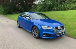 Audi S3 Sportback, front