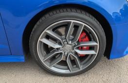 Audi S3 Sportback, wheel
