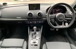 Audi S3 Sportback, interior