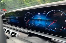 Mercedes GLE, interior