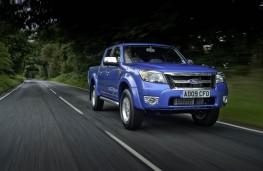 Ford Ranger Thunder, 2009, front