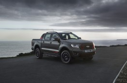 Ford Ranger Thunder, 2020, front