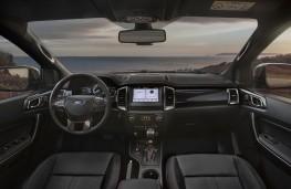 Ford Ranger Thunder, 2020, interior