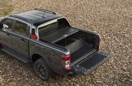 Ford Ranger Thunder, 2020, loadbed