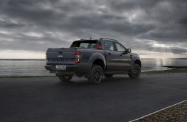 Ford Ranger Thunder, 2020, rear