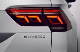 Volkswagen Tiguan eHybrid, 2021, badge