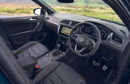 Volkswagen Tiguan, 2021, interior