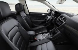 Volkswagen Tiguan Allspace, 2017, interior