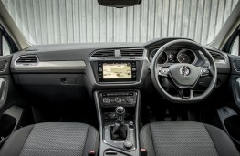 Volkswagen Tiguan Allspace, 2018, interior