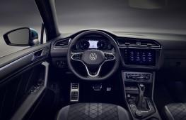 Volkswagen Tiguan, 2020, interior