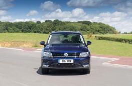 Volkswagen Tiguan, 2017, nose