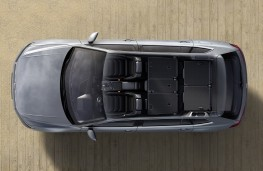Volkswagen Tiguan Allspace, 2017, overhead