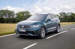 Volkswagen Tiguan, 2020, front