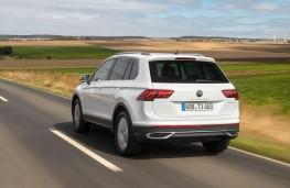 Volkswagen Tiguan eHybrid, 2021, rear