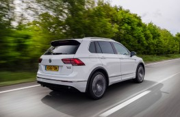 Volkswagen Tiguan, 2016, rear