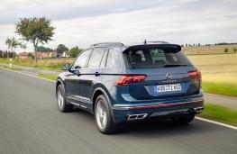 Volkswagen Tiguan, 2020, rear