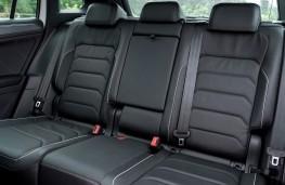Volkswagen Tiguan R-Line, 2016, rear seats