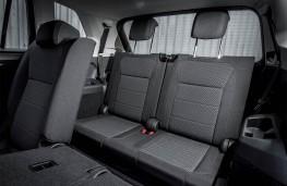 Volkswagen Tiguan Allspace, 2018, rear seats