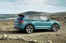 Volkswagen Tiguan, 2020, side