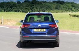 Volkswagen Tiguan, 2017, tail