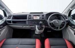 Volkswagen Transporter Sportline, 2016, interior