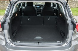 Fiat Tipo Station Wagon, boot