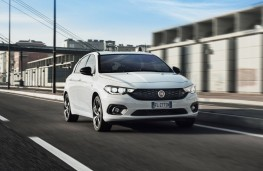 Fiat Tipo S-Design, 2018, front