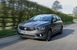 Fiat Tipo Station Wagon, front, action