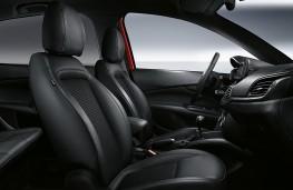 Fiat Tipo Sport, 2019, interior