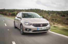 Fiat Tipo, front
