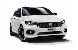 Fiat Tipo Sport, 2019, front