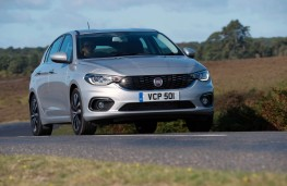 Fiat Tipo, 2016, front, action