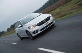 Fiat Tipo, 2016, front