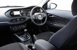 Fiat Tipo, 2016, interior
