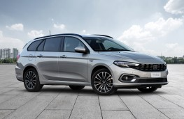 Fiat Tipo Station Wagon, 2020, side