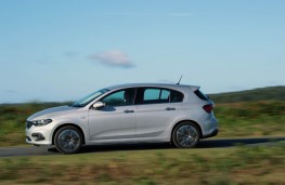 Fiat Tipo, 2016, side