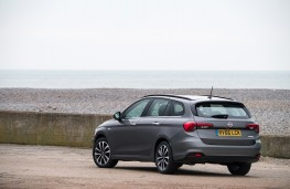 Fiat Tipo Station Wagon, rear