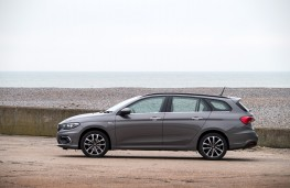 Fiat Tipo Station Wagon, side, static