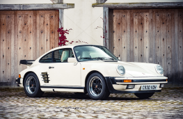 Porsche 911 Turbo SE owned by Glenn Tipton of Judas Priest