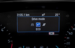 Ford Focus Titanium, 2018, drive mode display