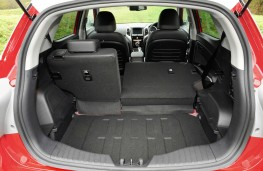 SsangYong Tivoli Ultimate, boot