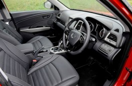 SsangYong Tivoli Ultimate, interior
