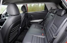 SsangYong Tivoli Ultimate, 2018, rear seats