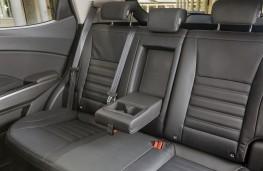 SsangYong Tivoli, 2020, rear seats