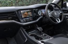 Volkswagen Touareg 3.0 V6 340ps, 2019, interior