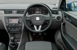SEAT Toledo, dashboard