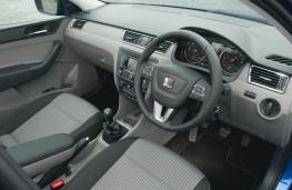 SEAT Toledo, interior