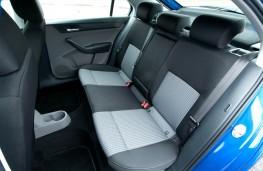 SEAT Toledo, rear seats