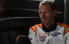 Ginetta chief Lawrence Tomlinson